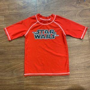 Star Wars Rashguard - Size 6/7